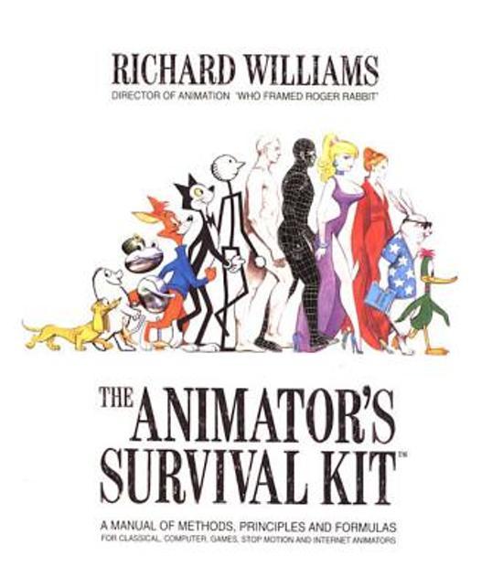 Boek cover The Animators Survival Kit van Richard E. Williams (Paperback)