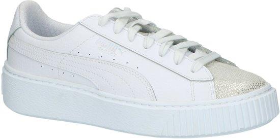 67281ab2aac bol.com | Puma - 365658 - Sneaker laag sportief - Meisjes - Maat 39 ...