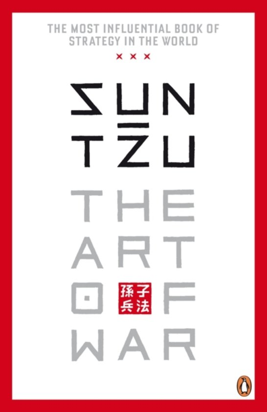 Boek cover The Art of War van Sun Tzu (Paperback)