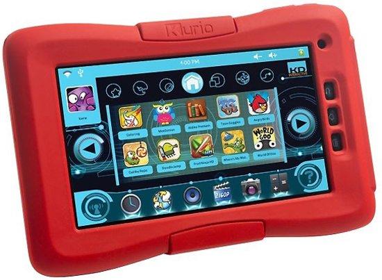 Kurio Kinder Tablet 7 inch - Angry Birds