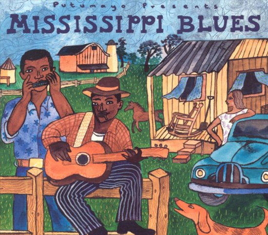 Mississippi Blues (1935-51)