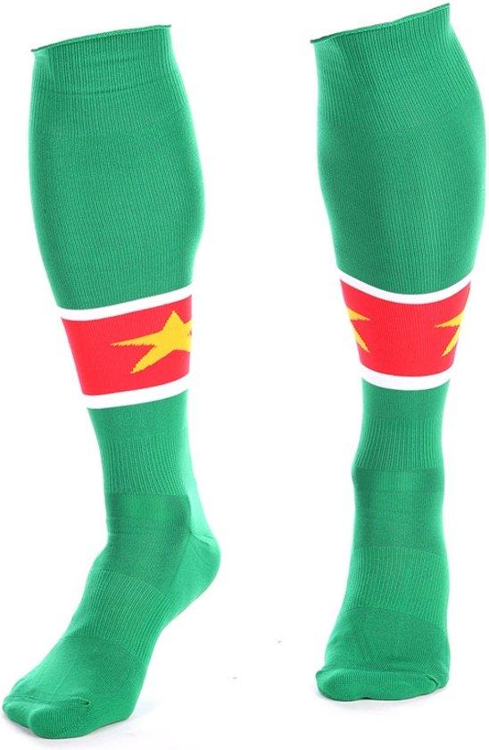 Suriname Voetbalsokken Thuis-30-33 XS