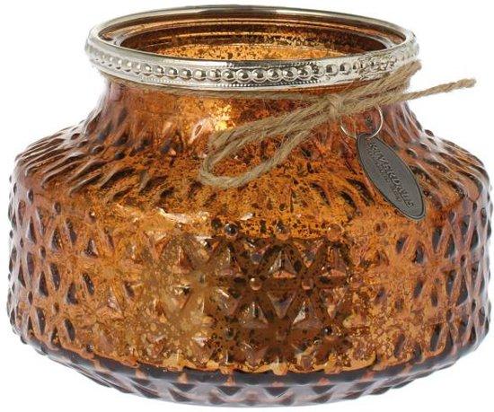 Riverdale sfeerlicht York - koper - 13cm