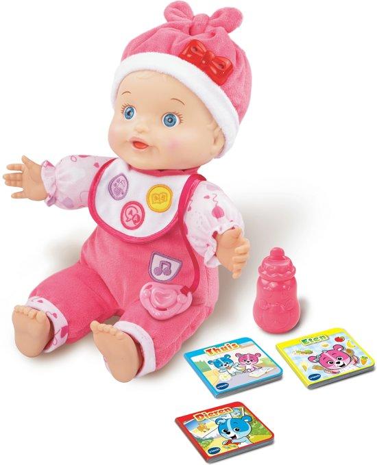 VTech Little Love Combipack 3 in 1 Poppenwagen en Praat met mij Baby
