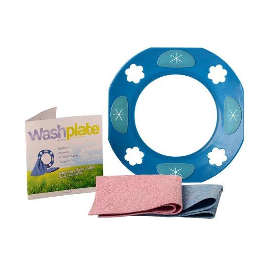 Washplate - Microvezeldoekjes - Voor in de vaatwasser - Inclusief 2 doekjes