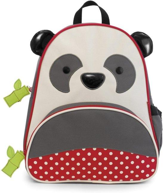 9757054290d bol.com | Skip Hop Zoo Panda Rugzak - Kinderen - Rood/Zwart