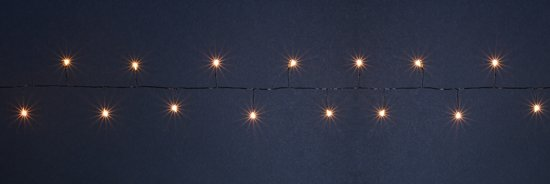 bol.com   CBD ivy draad verlichting zwart draad - 6,75 m - LED classic