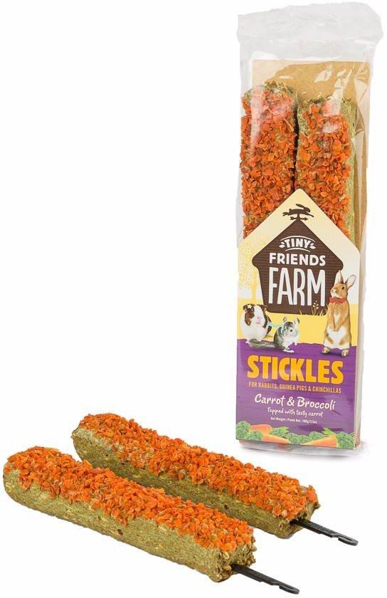 Stickles Honey & Seeds