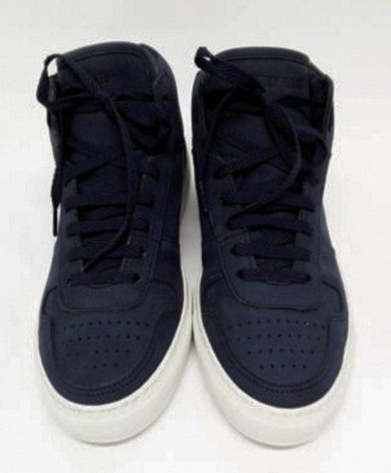 Sneakers Morato Maat 42 Antony Leren Donkerblauwe AgxO4