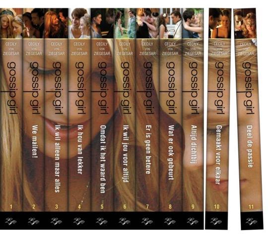 Boeken series lezen 2020 – Liefde voor boeken: Amanda