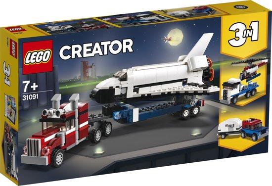 LEGO Creator Spaceshuttle Transport - 31091