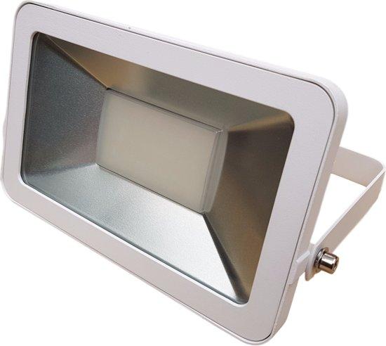LED buitenlamp wit | 50W=550W LED schijnwerper | warmwit 3000K | waterdicht IP65