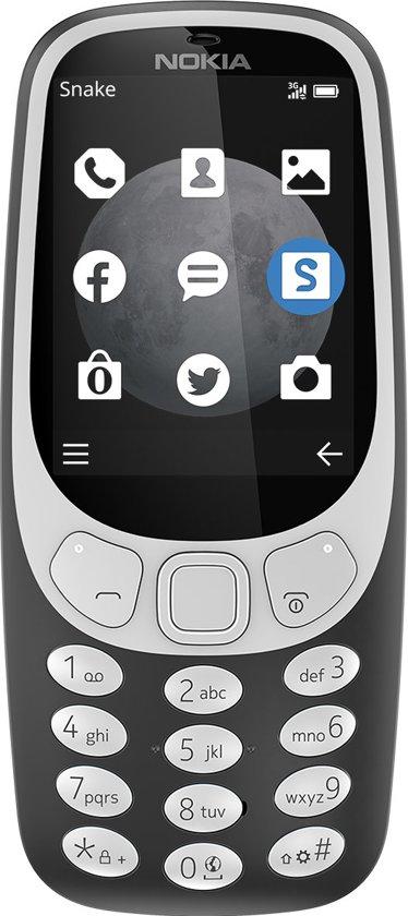 Nokia 3310 - 3G - Grijs