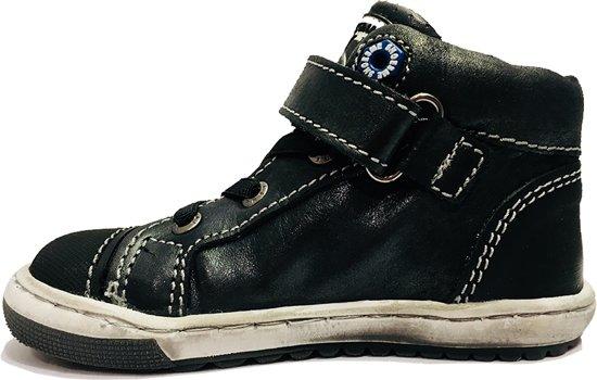 Veterschoenen Shoesme Zwarte Extreme Flex ZwartMaat 21 Nv8n0wm