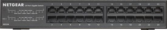 Netgear netwerk-switches GS324