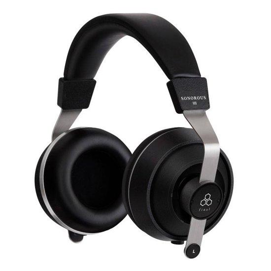 Final Audio Sonorous 3 -Koptelefoon - Zwart