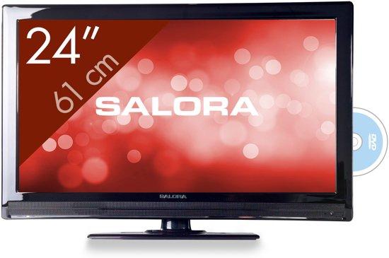 Bol Com Salora Led2426fhdvxii Led Tv Dvd Combo 24