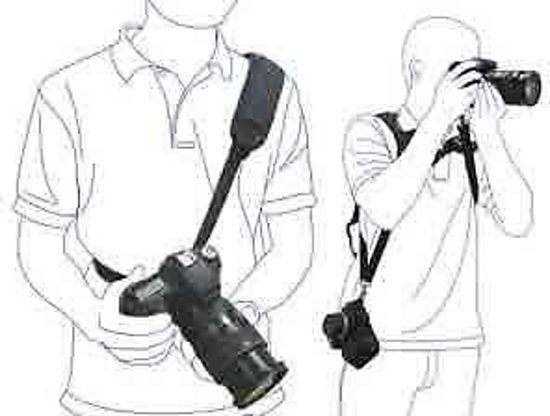 Quick Rapid Camera Sling Strap Handgrip Polsband Hand Strap