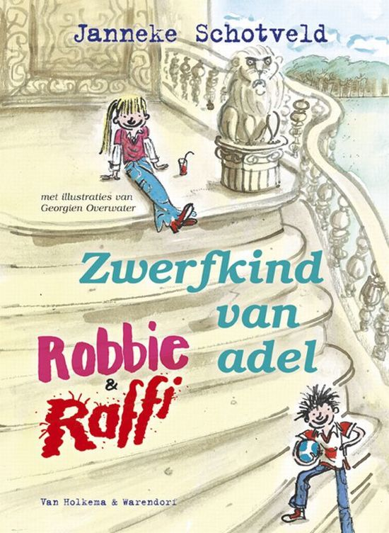 Robbie en Raffi zwerfkind van adel