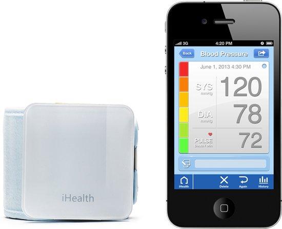 iHealth BP7 Pols Automatisch bloeddrukmeter