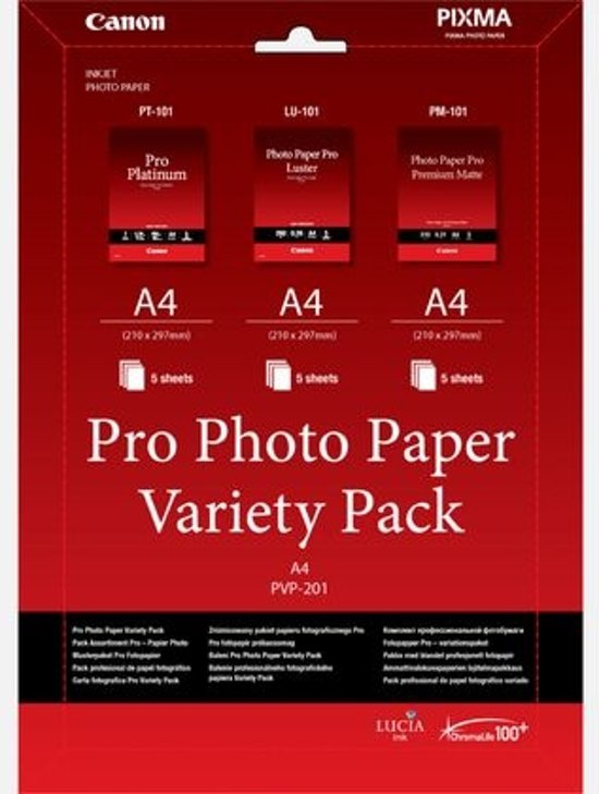 Bolcom Pvp 201 Pro Variety Pack A4 1 Pack