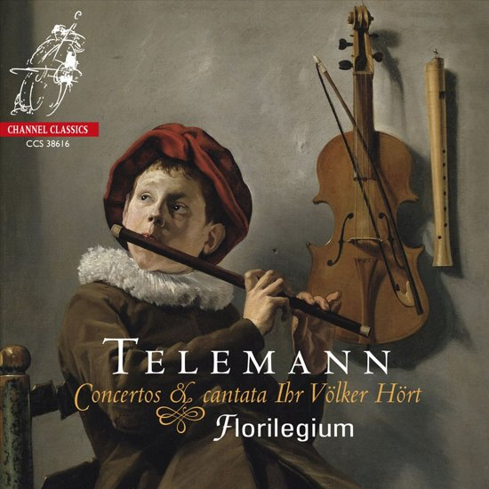 Telemann Concerto In E Major Concer