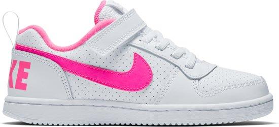 Nike Arrondissement Judiciaire Bas (psv) Baskets Kinderen - Souffle Blanc / Rose rlMrqxki6T