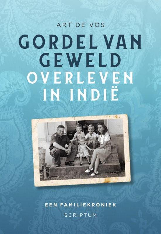 Boekomslag voor Gordel van geweld