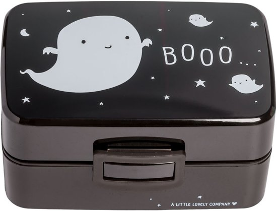 A Little Lovely Company Lunch Box Spookje Valentinaa