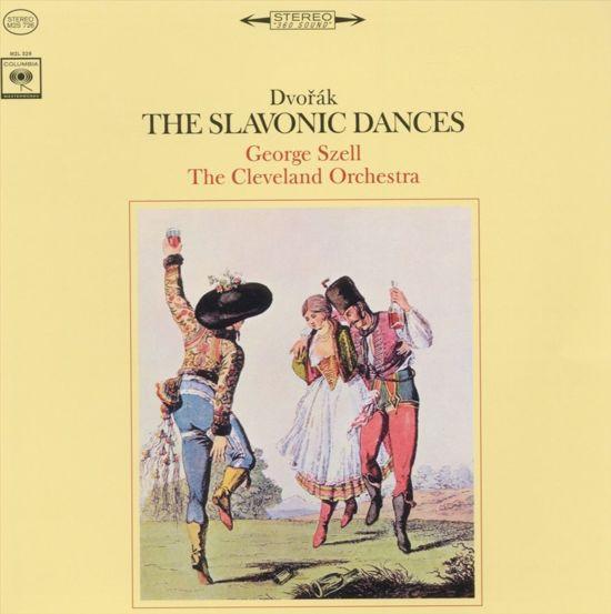 Slavonic Dances Op.4