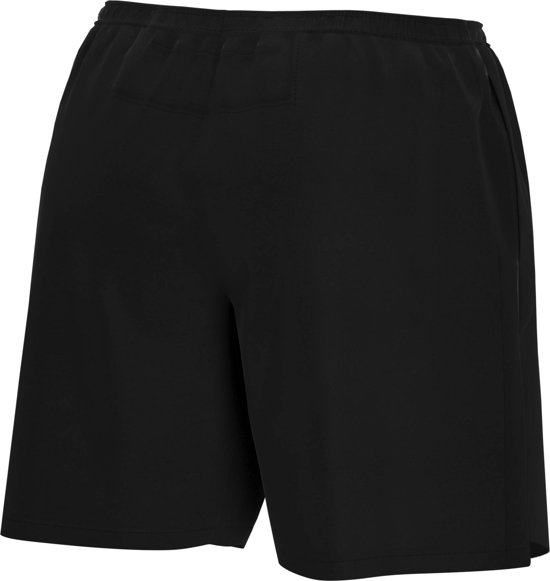 Nike Chllgr Short 7In Bf Heren Sportbroek - Black/Black/(Reflective Silv) - Maat XL