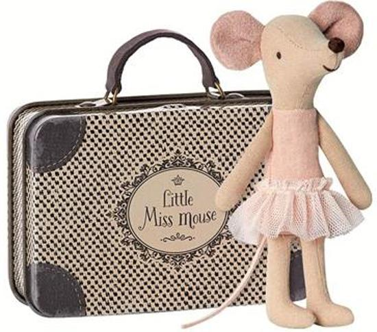 Maileg Ballerina - big sister - in koffer