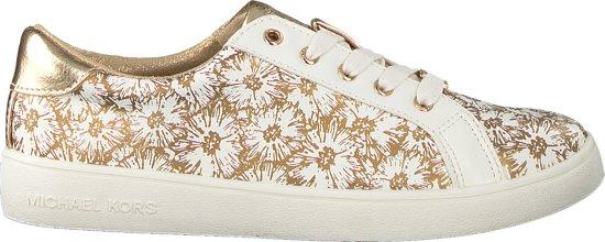 6214f64ca8d bol.com | Michael Kors Meisjes Sneakers Zia-ivy Floral - Wit - Maat 36