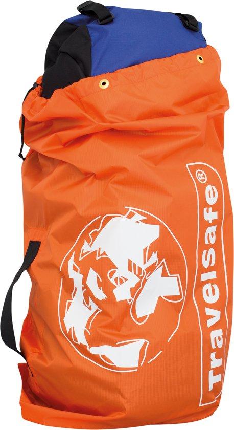 Travelsafe Regenhoes - Oranje