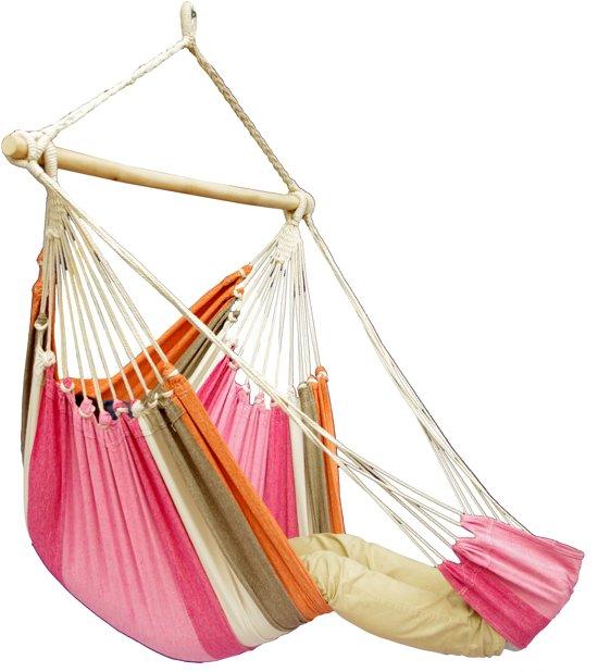 Hangstoel 'Tropical' lychee lounge