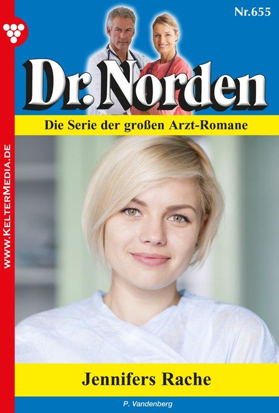 Dr. Norden 655 - Arztroman