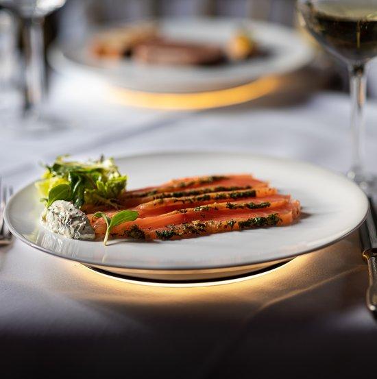 DLIGHTED Dining SET: dinerborden met sfeerverlichting