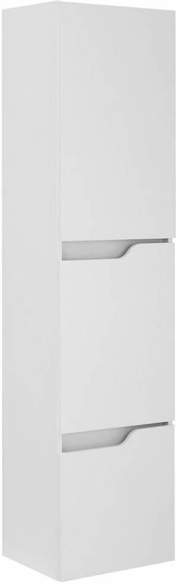 bol.com | Lili - Kolomkast badkamer - Wit hoogglans