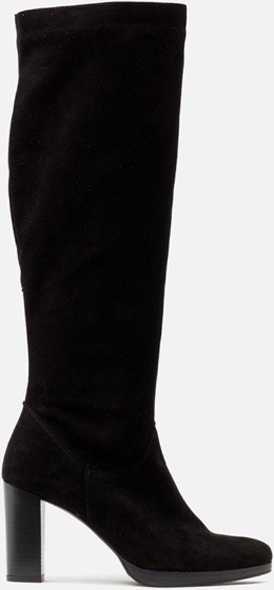 Linea Zeta Hautes Bottes Noires - Femmes - Taille 41 X4CdUAGY2