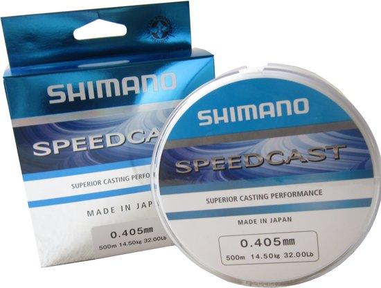Shimano vislijn - 0.40mm - 500 meter - Speedcast