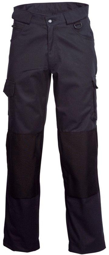 HaVeP Worker 8597 Werkbroek - Maat 52 - Zwart