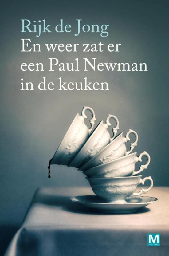 En weer zat er een Paul Newman in de keuken