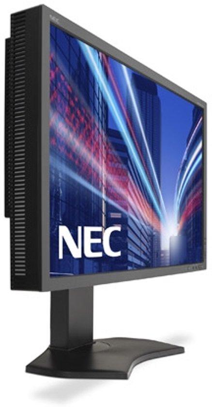 "NEC MultiSync P212 IPS 21.3"" Zwart"