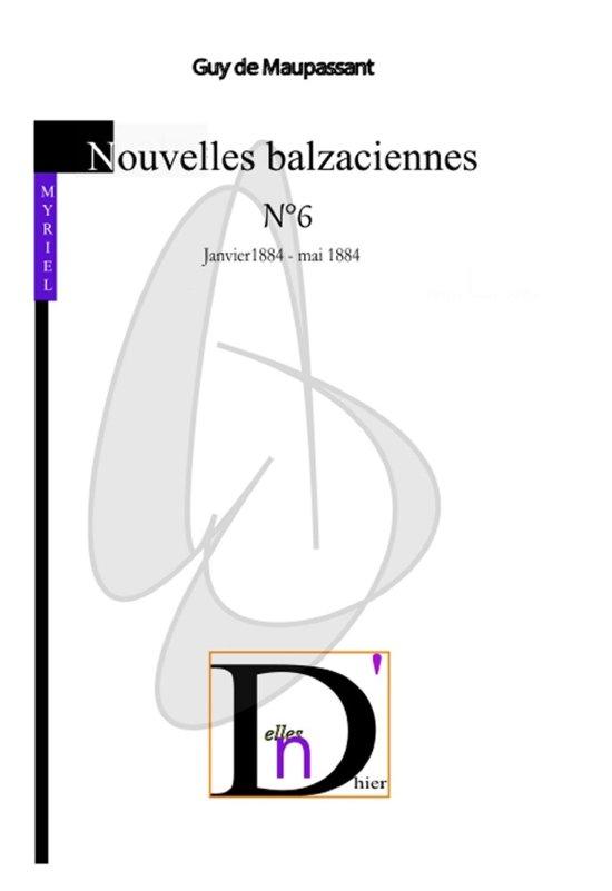 Nouvelles balzaciennes N°6