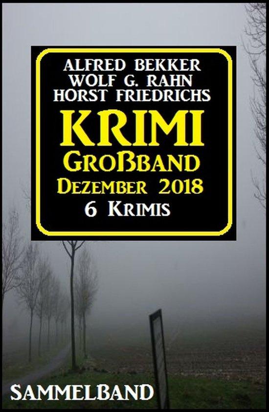 Krimi Großband Dezember 2018