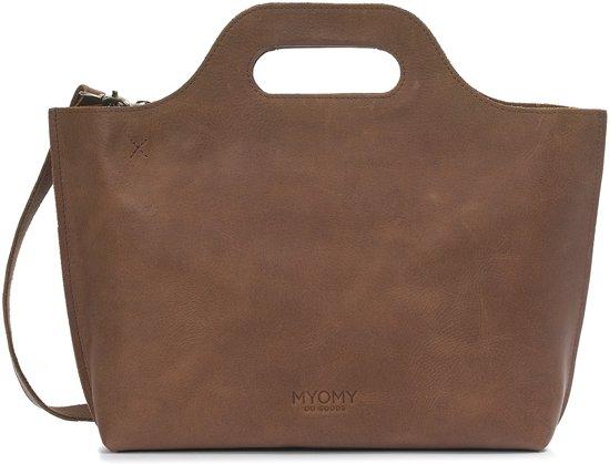 carry Myomy carry Handbag Myomy bruin Handbag Myomy handtassen bruin handtassen XuPZiwOTk