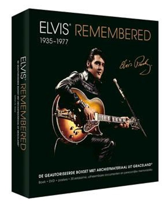 Elvis remembered 1935-1977