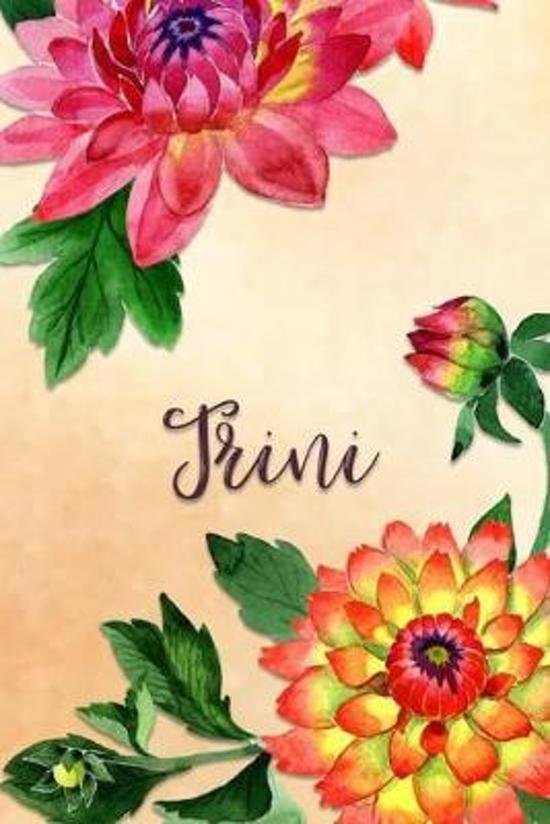 Trini: Personalized Journal for Her (Su Diario)