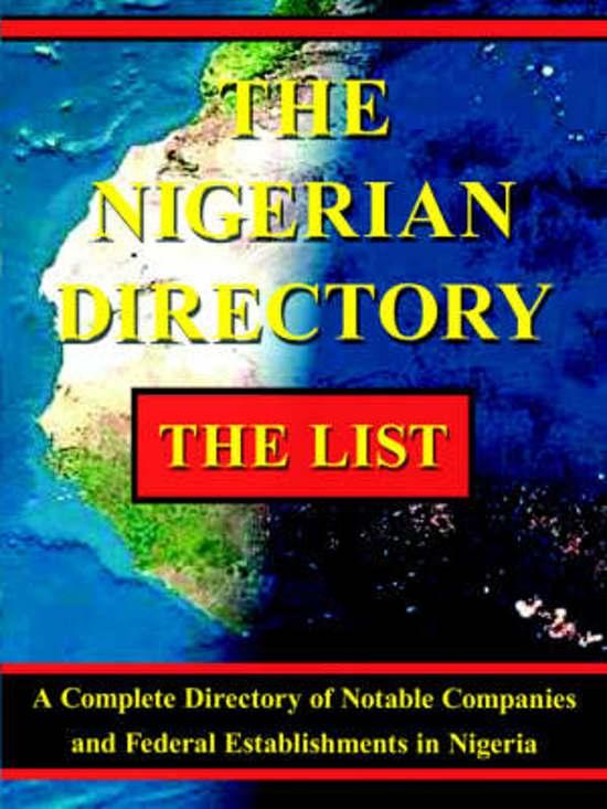 The Nigerian Directory