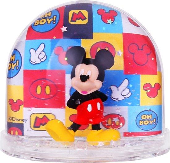 Mickey Mouse Nachtkastje.Bol Com Mickey Mouse Sneeuwbol